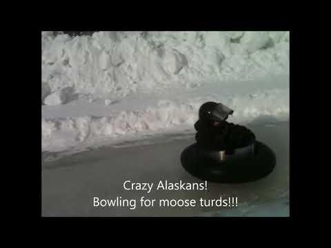 Transformer une rivière gelée en allée de bowling!