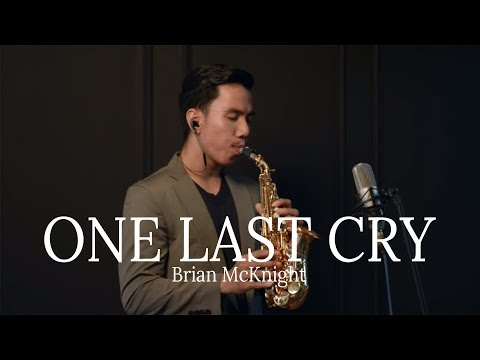 One Last Cry (Brian Mcknight) - curved soprano saxophone cover by Desmond Amos