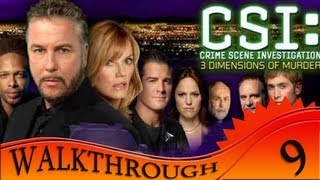 CSI 3 Dimensions Of Murders - Walkthrough #9 | Case Five Closed