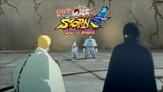 Наруто и Саске против Киншики и Момошики | Naruto Storm 4 Путь Боруто Русские субтитры