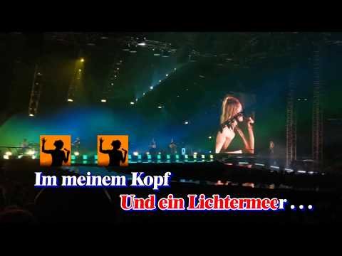 Achterbahn Helene Fischer (Karaoke)