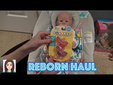 Haul For Realistic Reborn Baby Dolls