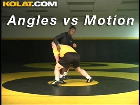 Amateur wrestling techniques