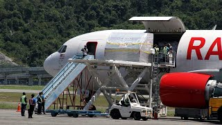 Vaksin Covid-19 dah tiba di Sabah