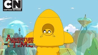 Adventure Time | Jake The Mutant | Cartoon Network