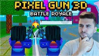 KEANU REEVES Vs KEANU REEVES! | Pixel Gun 3D
