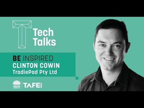 TradiePad Tafe NSW Tech Talk