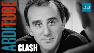 Le clash Élie Semoun vs Renaud Camus chez Thierry Ardisson | INA Arditube