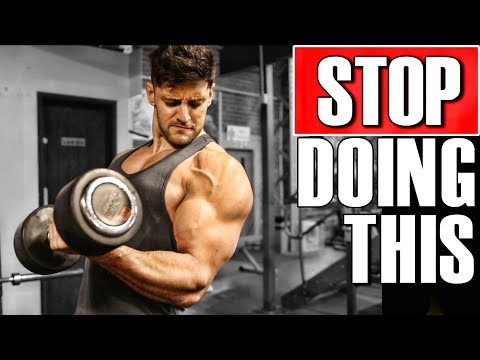 STOP TRAINING YOUR ARMS LIKE THIS! Get BIGGER ARMS | Add Muscle Faster!