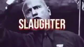 Mussolini failure in a nutshell