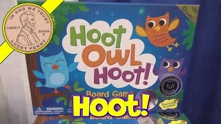Peaceable Kingdom - Race To The Treasure, Hoot Owl Hoot!, Stone Soup -  2012 Chicago Toy & Game Fair