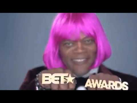 Samuel L. Jackson Nicki Minaj Beez in the Trap FULL HD Official