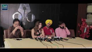 Jind Jaan Rajvir Jawanda Sara Sharma Movie Info Press Conference