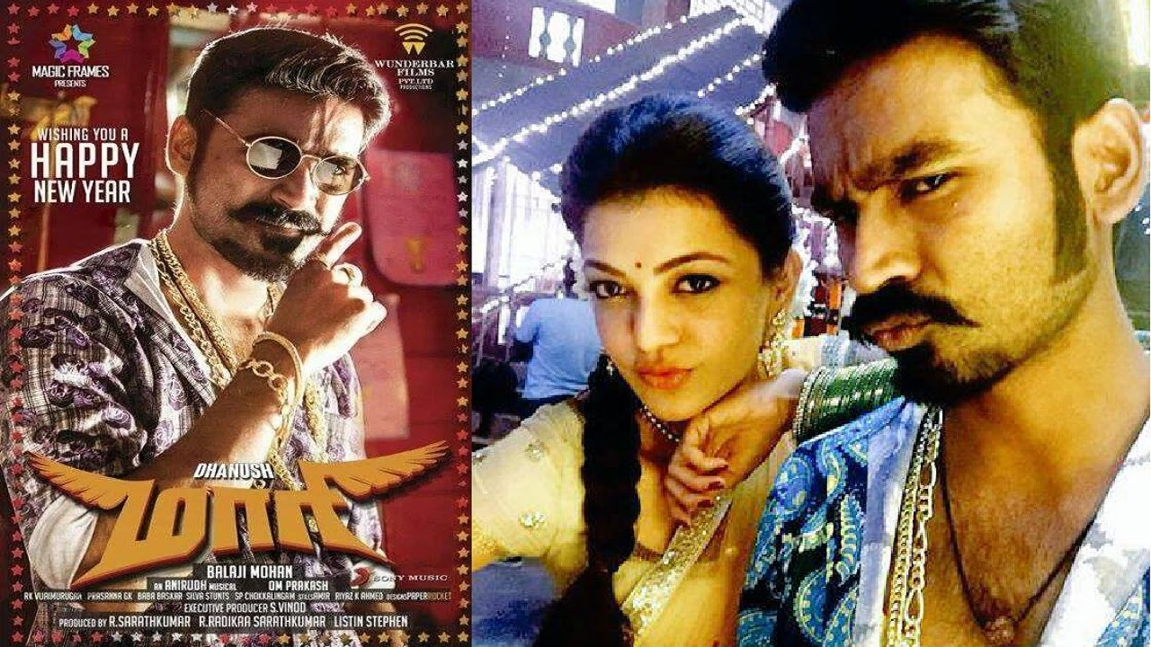 Maari Tamil Movie Latest Poster Stills | Dhanush | TT ...