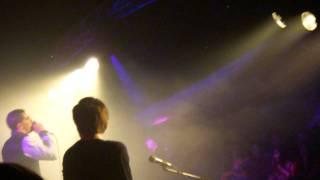Laid Blak - Red. Backstage Live at Goldney Ball, Bristol.