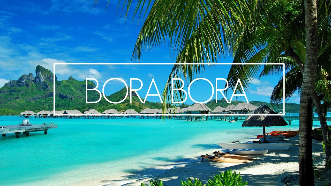 Incredible bora bora island in french polynesia youtube for What to buy in bora bora