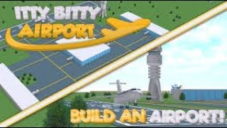 Roblox Itty Bitty Airport ep1