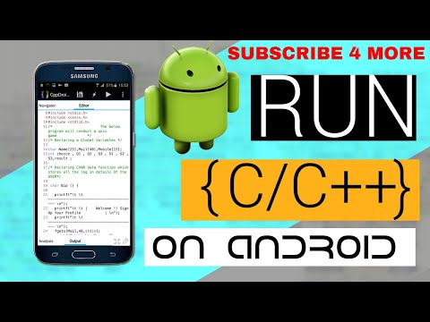 Turbo C/C++ Application For Android.!|How To Download And Install C/C++ For Android,tablet,mobile??