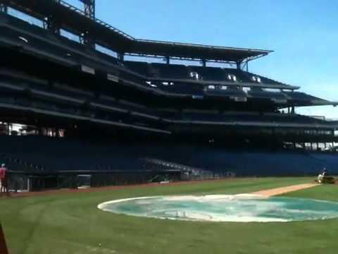 Tour of Phillies stadium CBP