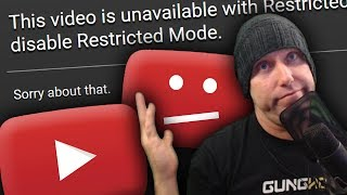 Let's Talk A Bit About YouTube Revenue & Restricted Mode...