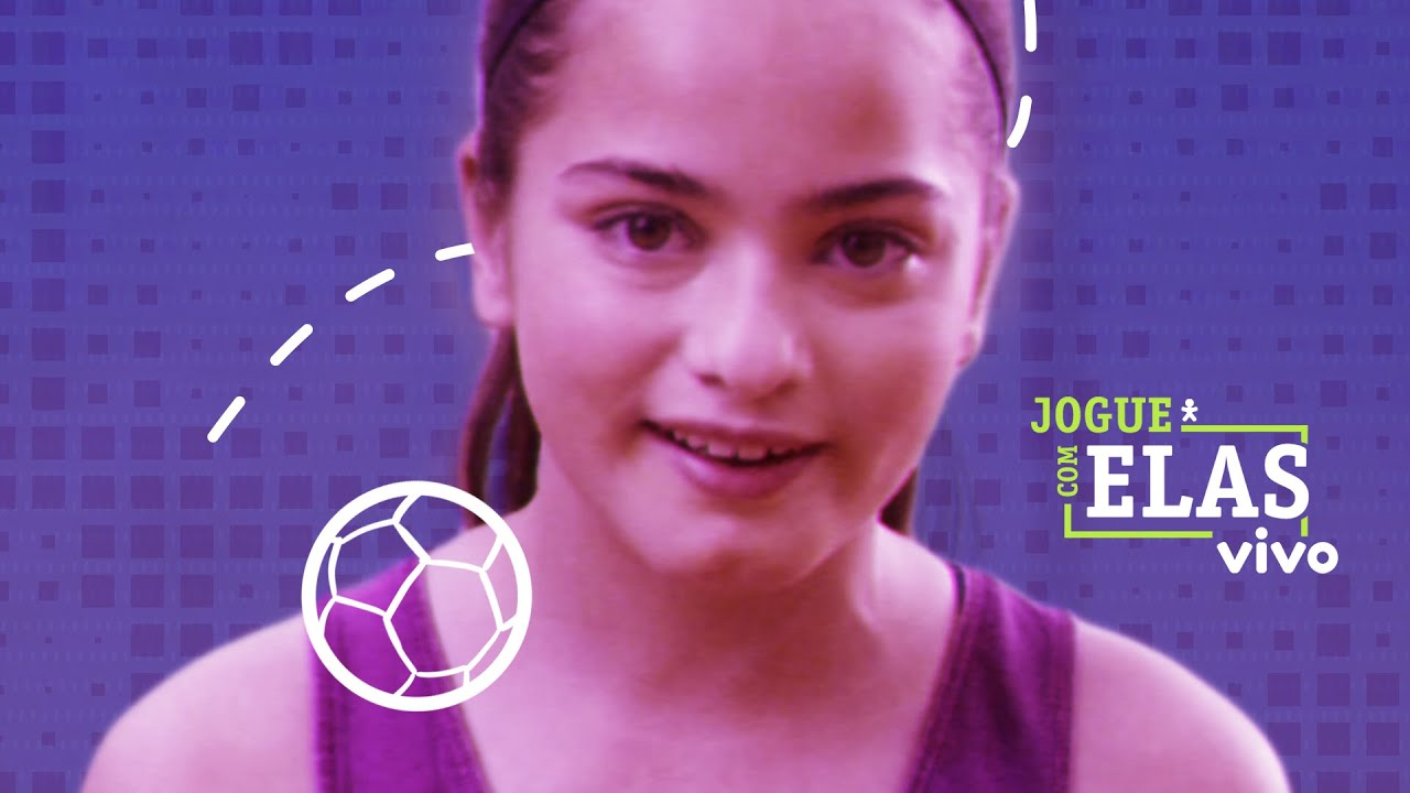 Duda e o Futebol #JogueComElas