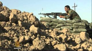 Kurds launch offensive against Islamic state