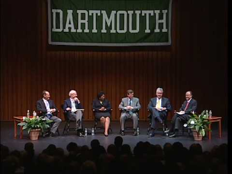 "Dartmouth - ""Reflections on Leadership for Social Change"""