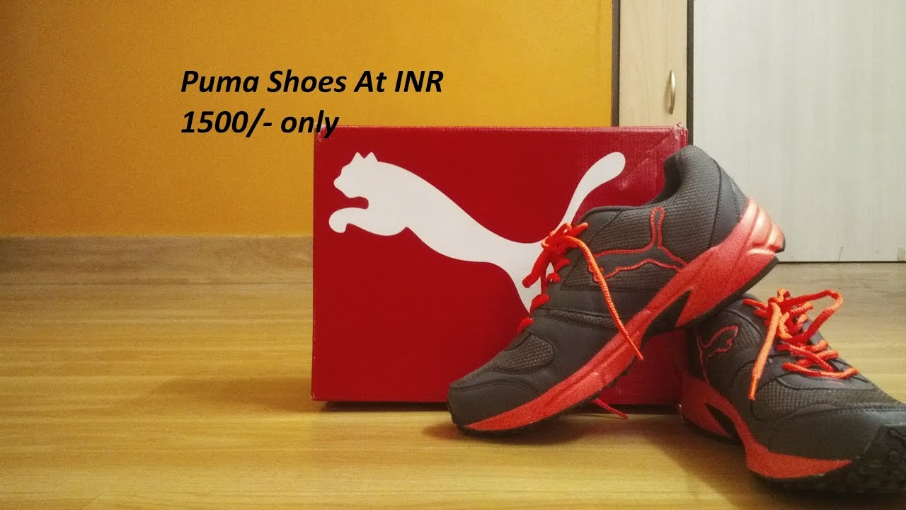 a7d83279 PUMA MEN'S STRIKE FASHION II IDP RUNNING SHOES AKA BEST PUMA RUNNING SHOES  IN BUDGET!