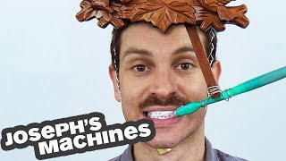 The Tooth Brusher | Life Device #3 | Joseph's Machines