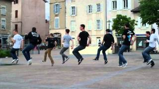 HardStyle Ain 01 : Top 10 JumpStyle HardJump Choreography / Hard Dance 2015