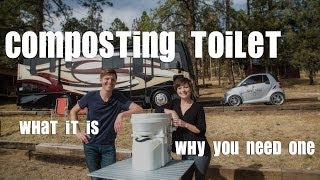 Composting Toilet - What It Is And Why You Need One