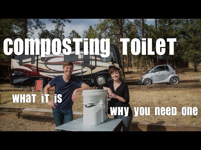Camping Composting Toilet : Composting toilet the benefits of waterless toilets