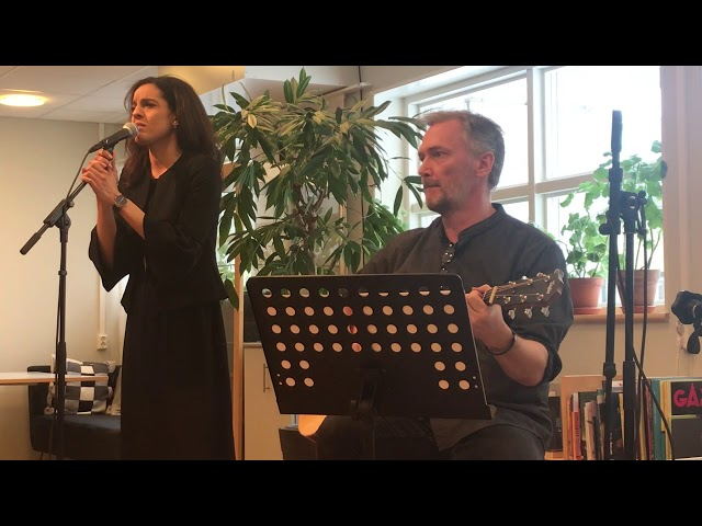 Umeå Live - Sara Holmström & Mats Johansson