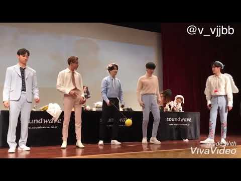 GOT7 Dancing WOLO In Fansign