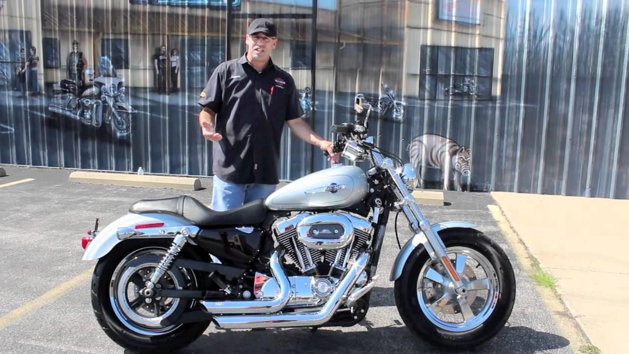 Harley Davidson Sportster 1200 >> Pre Owned 2012 Harley Davidson Sportster 1200 Custom Youtube