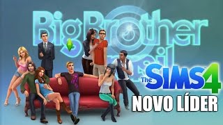 NOVO LÍDER | BIG BROTHER - The Sims 4  #16