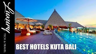 Gambar cover Best Hotels KUTA Bali Luxury & Cheap Resorts KUTA Bali