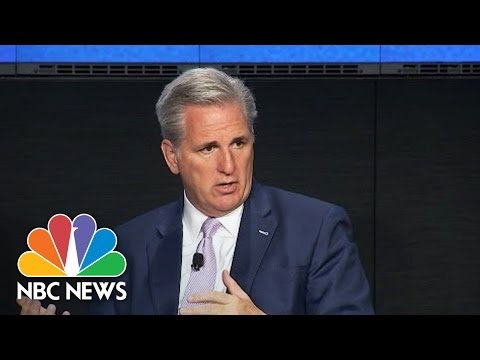 Kevin McCarthy: Nancy Pelosi's Leadership Helps GOP Majority | NBC News