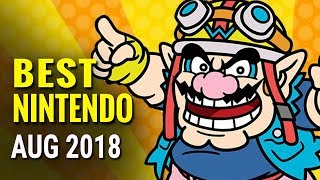 30 Best New Nintendo Games of August 2018
