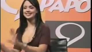 Atriz porno Julia Paes entrevista completa