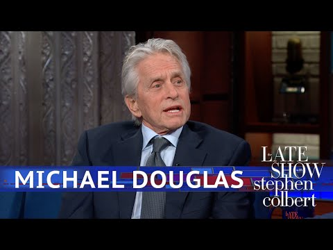 Michael Douglas Remembers Casting 'Cuckoo's Nest'