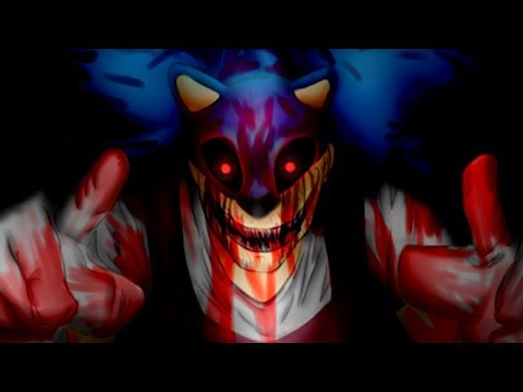 HELP ME.EXE - SONIC.EXE IS HAUNTING MY PC?! [Sonic the Hedgehog Horror Game]