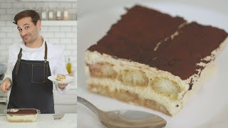 Perfecting Tiramisu - Kitchen Conundrums with Thomas Joseph