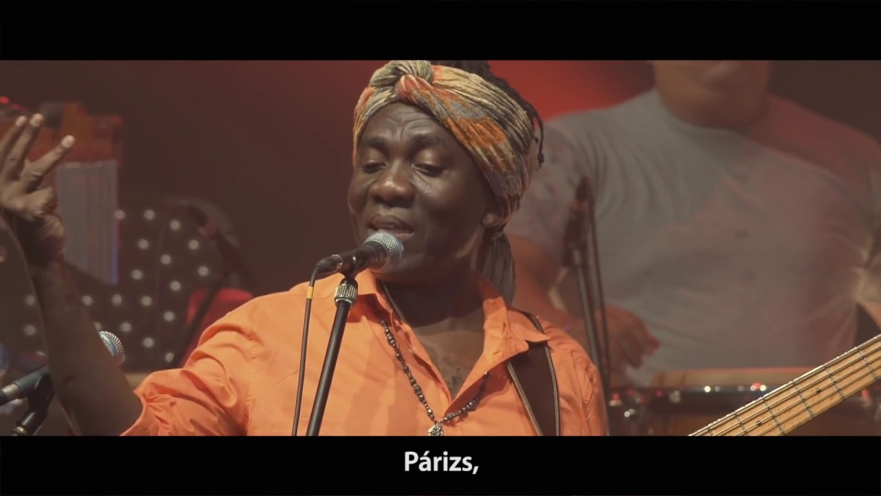 VeszprémFest 2017 - Richard Bona and the Mandekan Cubano - Live