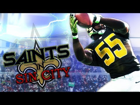 MOST ATHLETIC 250 POUNDER OF ALL TIME | Madden 18 Sin City Saints Ep. 4