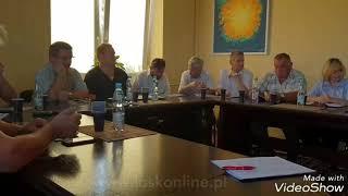 Nadzwyczajna sesja Rady Miejskiej w Łasku