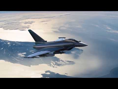 LTE - Long Term Evolution of Eurofighter Typhoon