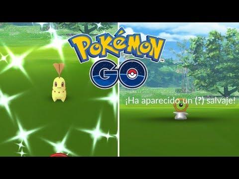 COMMUNITY DAY DE CHIKORITA! UN INICIO SOÑADO! (PARTE 1) [Pokémon GO-davidpetit]