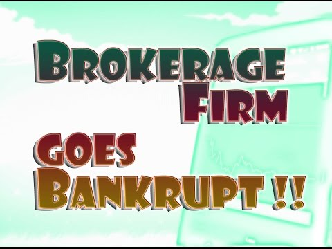 Robinhood APP - What if Brokerage Firm goes BANKRUPT! Will I LOSE MY MONEY?