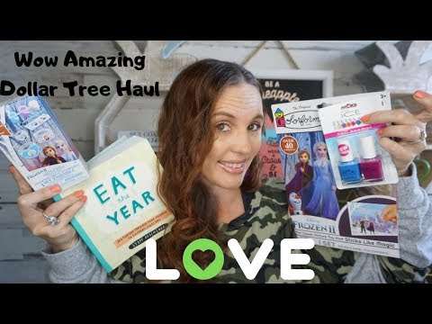 Dollar Tree haul October 12 2019 So many amazing New finds